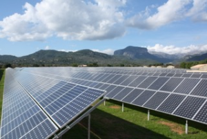 Photo: Mallorca island based solar photovoltaic plant is under the solar operations, maintenance and management of Optimal Sun, the Alectris market partner in Spain.