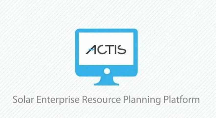 ACTIS video screenshot Web