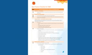 Solar Bankability Best Practices Checklist 2017