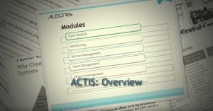 ACTIS Solar PV Plant Software Overview