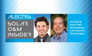 Alectris Solar OM Insider podcast retrofit technologies
