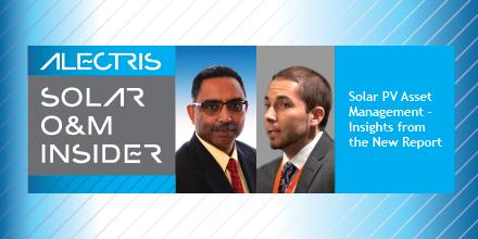 Alectris Solar OM Insider podcast on solar asset management
