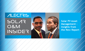Alectris solar PV asset management podcast