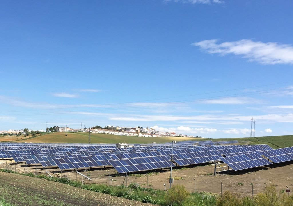 Photo: Marcegoso Solar PV plant in Spain is under the solar operations, maintenance and management of Optimal Sun, the Alectris market partner in the country.