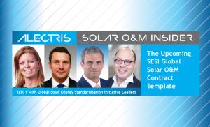 Solar OM Insider Global Solar Energy Standardisation Initiative Leaders