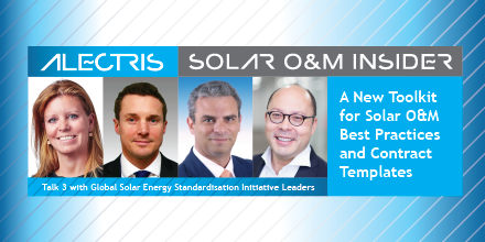Talk 3 with Global Solar Energy Standardisation Initiative Leaders