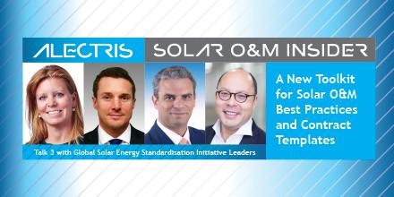 Talk 3 with Global Solar Energy Standardisation Initiative Leaders