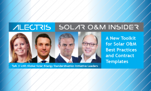 A New Toolkit for Solar O&M Best Practices and Contract Templates