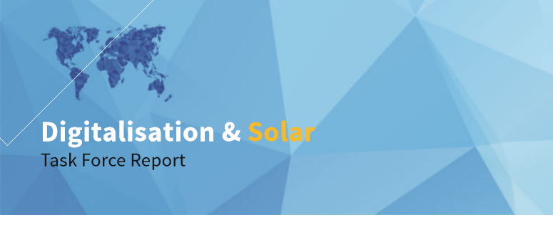 Digitalisation and Solar report image SolarPower Europe