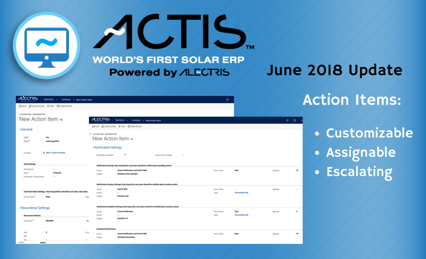 June 2018 ACTIS World's First Solar ERP _ Alectris