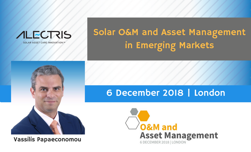 Alectris at O&M and Asset Management