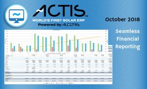 October 2018 ACTIS World's First Solar ERP _ Alectris